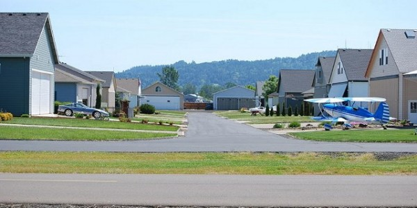 Airport / Airpark Homes for Sale