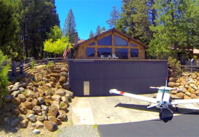 AIRPORT AIRPARK HOMES- 91 LAKEVIEW DR., O86, TRINITY CENTER, CA, $725,000